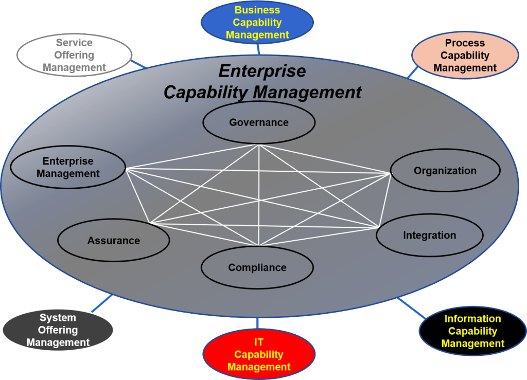 Enterprise Capability Management