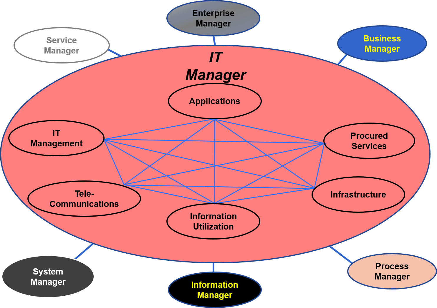 it manager role standard business